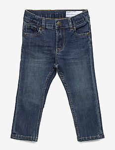 Jeans Slim Preschool - jeans - blue denim