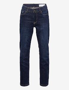 Regular jeans - dżinsy - mid denim