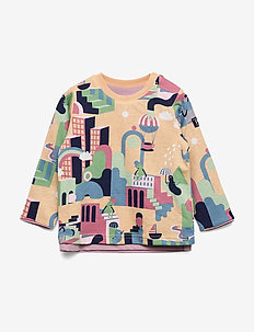 T-shirt L/s print Preschool - long-sleeved t-shirts - appleblossom