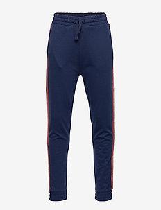 Trousers Jersey School - MEDIEVAL BLUE