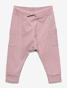Trousers w pockets Baby - byxor - mauve shadows