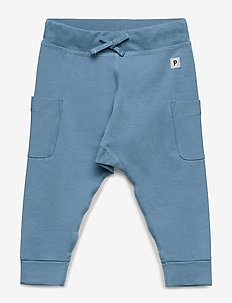 Trousers w pockets Baby - BLUE HEAVEN