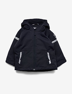 Jacket Shell Solid Preschool - kurtka typu shell - dark sapphire