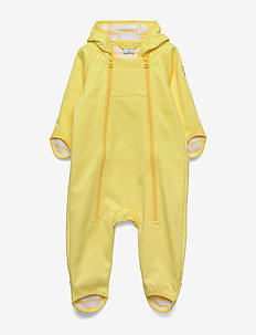 Overall Baby - LEMON DROP