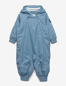 Overall Shell Lined Baby - BLUE HEAVEN