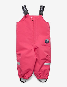 Trousers Shell Baby - schneehose - beetroot purple