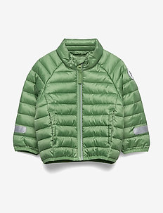 Jacket Padded Solid PreSchool - mineral green