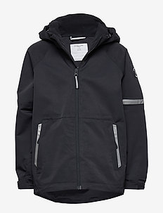 Jacket Shell Solid School - kurtka typu shell - dark sapphire