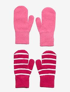 Magic Mitten Preschool - handschuhe - beetroot purple