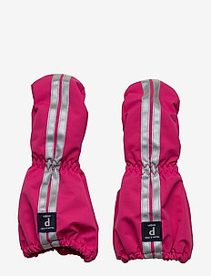 Shell Mittten Preschool - gants - beetroot purple