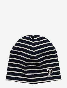 Cap stripe School - DARK SAPPHIRE