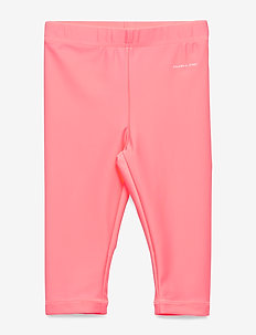Swimwear Pants Long UPF Preschool - spodnie uv - geranium pink