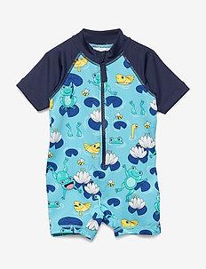 Swimsuit Short Baby - maillots 1 pièce - dark sapphire