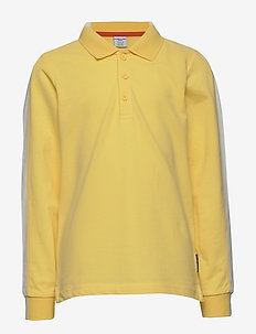 Top l/s School - koszulki polo - lemon drop