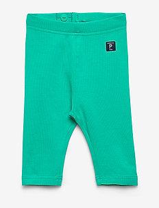 Leggings Solid Preschool - leggings - deep green