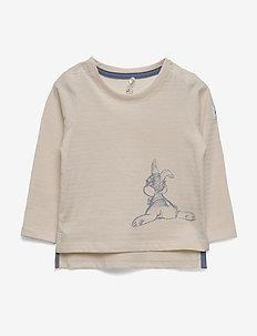 Disney Collection Top L/S Baby - dlugi-rekaw - tapioca