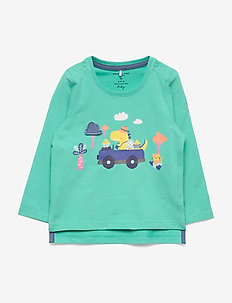 Top L/S Baby - WATERFALL