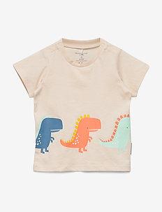 T-shirt S/S with print Baby - TAPIOCA