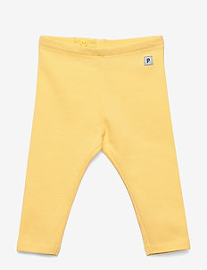 Leggings Solid Baby - LOBSTER BISQUE