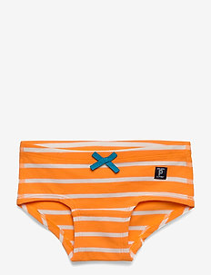 Brief Stripe Preschool - unterteile - flame orange