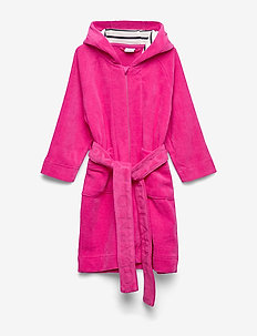 Bathrobe Solid Preschool - BEETROOT PURPLE