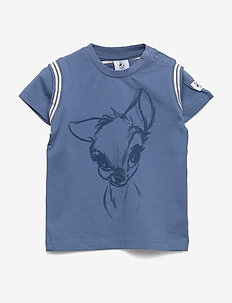 Disney Collection T-shirt print Pre-School - lyhythihaiset - moonlight blue