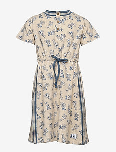 Disney Collection Dress AOP School - kleider - tapioca