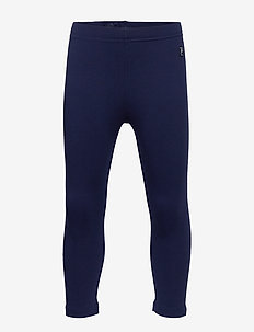 Leggings Solid School - leginsy - medieval blue