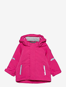 Jacket Shell Solid Preschool - kurtka typu shell - magenta