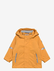 Jacket Shell Solid Preschool - skaljakke - rock