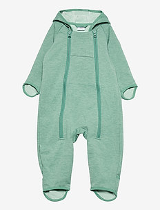 Overall Baby - softshells - oil blue