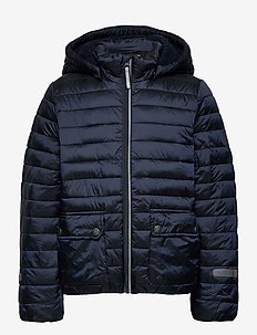 Jacket Short School - gewatteerde jassen - dark sapphire