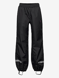 Trousers Shell School - doły - black