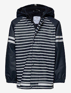 Rain Jacket Solid Preschool - vestes - dark sapphire