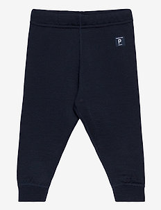 Long Johns Woolterry Preschool - onderstukken - dark sapphire