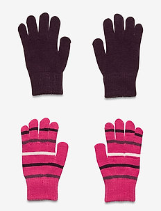 Magic Glove Preschool - vinterkläder - fandango pink