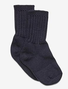 Thick Wool Sock Preschool - sokken - dark sapphire