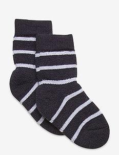 Sock Wool Terry Preschool - sokken - dark sapphire