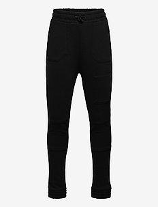 Trousers Jersey School - sweatpants - black