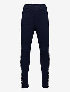 Trousers Jersey School - leggings - dark sapphire