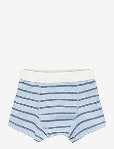 Boxer PO.P Striped Preschool - püksid - dusk blue