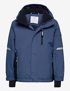 Jacket Padded Solid School - winterjassen - ensign blue