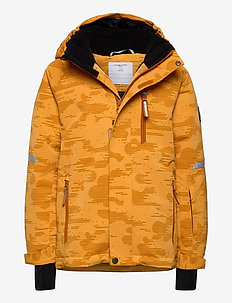 Jacket Padded Solid School - winterjassen - rock