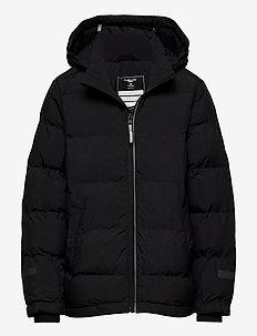 Jacket Padded School - puffer & padded - black