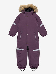 Overall Solid Preschool - snowsuit - moon