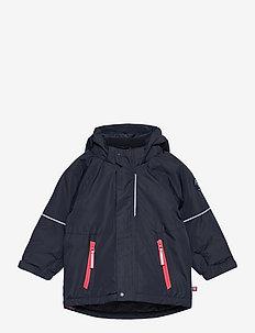 Jacket PO.P Flexi-Size Preschool - vinterjacka - dark sapphire