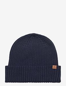 Cap Solid preschool - kapelusze - dark sapphire