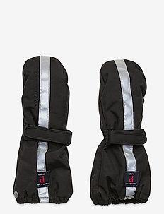 Mitten Solid PreSchool - zimowe ubranie - black