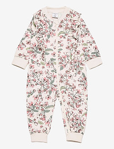 Overall AOP Baby - jumpsuits - egret