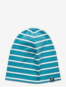 Cap PO.P Stripe - hatte og handsker - blue sapphire